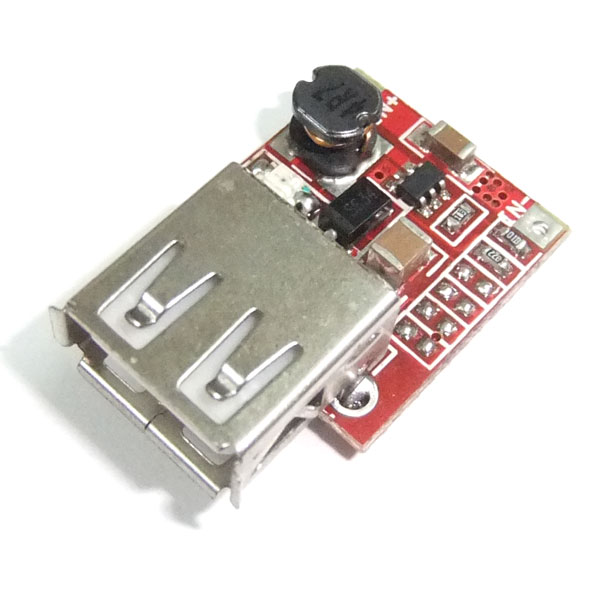 Power Supply Module DC 2.5V~5V to 5V 1A Voltage Regulator/Power Converter/Charging module DC 5V USB Adapter/USB Charger