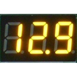 Digital Meter/Volt Meter DC 0~100V Voltmeter Red/Blue/Green/Yellow Led display Voltage Meter DC 12V 24V Monitor Tester