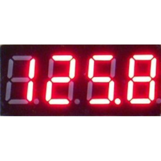DC 0 ~ 200V Digital Voltmeter Red/Blue/Green/Yellow Led display Voltage Meter/Digital Meter/Panel Meter DC 12V 24V Volt Meter/Monitor/Tester