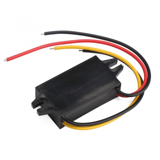 18W Buck Converter DC 12V/24V (8~35V) to 6V 3A Step Down Voltage Regulator/Power Supply Module/Power Adapter/Driver Module