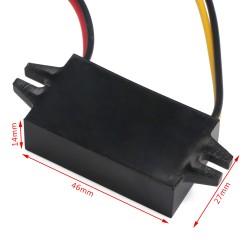 18W Buck Converter DC 12V/24V (8~35V) to 6V 3A Step Down Voltage Regulator/Power Supply Module/Power Adapter/Driver Module
