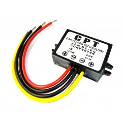 40W Power Adapter DC 9V~35V 12V 24V to 5V 8A Buck Voltage Regulator DC 5V Power Supply Module/Power Converter/Driver