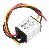 Waterproof 18W Power Converter DC 12V (7~22V) to 6V 3A Buck Power Supply Module/Voltage Regulator/Power Adapter/Driver Module