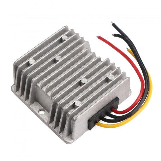 DC Boost Converter 10-20V to 24V 3A 72W Waterproof Car Power Supply Module
