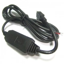 DC Converter Step-Down Buck 8V-22V to 5V 3A Mini USB Output Car Motorcycle Voltage Regulated Power Supply