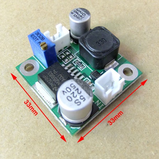 LM2596 DC-DC 4-40V to 1.5-35V Buck Converter Stepdown Converter