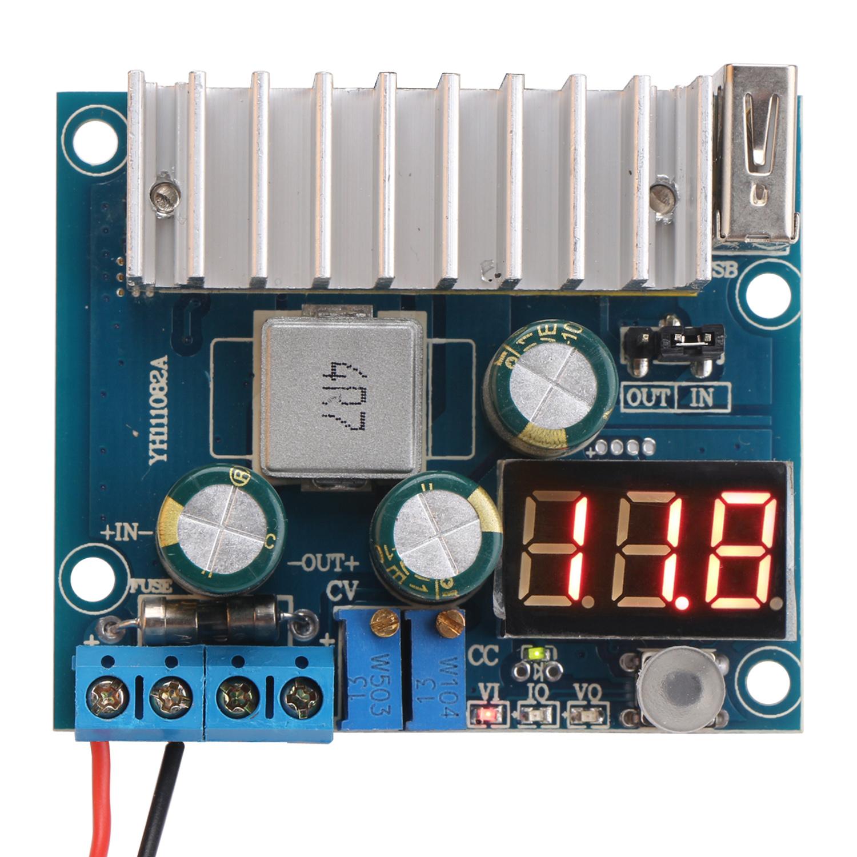 DC Buck Converter DC4~40V to 1 2~38V 3A Dual Output Power