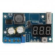 DC Buck Converter DC4~40V to 1.2~38V 3A USB Charger /Voltage Regulator/Car Adapter/Laptop Power /Tablet PC Adapter etc
