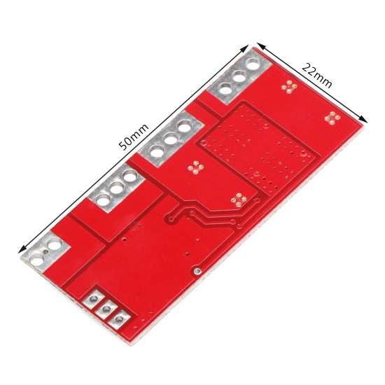 4-series lithium battery protection board 14.4V/14.8V/16.8V 15A High Current battery Charger