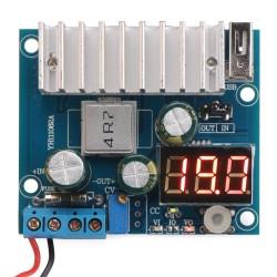 Power Converter DC 3~35V to  3~35V 6A Adjustable Voltage Regulator/Power Adapter/USB Charger/Driver Module/Mobile Power Supply for laptop/Mobile phone