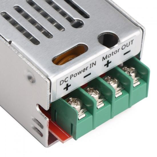 480W PWM Stepless Speed Control Module DC 7~60V Motor Speed Controller 20A Pulse Width Modulation Module/Speed Regulator