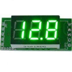 DC 12V 24V Digital Ammeter DC 0~50A Red/Yellow/Bule/Green Led display Current Meter/Ampere Meter/Panel Meter/Monitor/Tester + Current Shunt