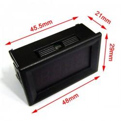 Digital Meter DC 4~30.0V/10A Voltmeter Ammeter 2in1 Digital Voltage Current Meter DC 12V 24V Panel Meter/Monitor/Tester