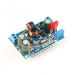 DC5-32V to 1.25-20V 5A Step Up/Down Module Boost Buck Converter Regulated Power Supply Module