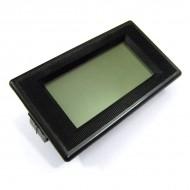Digital Ammeter AC 0~199.9mA Current Meter/Panel Meter DC 12V Ampere Meter/Digital Meter/Monitor/Tester