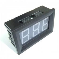 DC 12V 24V Digital Meter DC 0~100V Voltmeter Red/Blue/Green Led display Voltage Meter/Panel Meter/Monitor/Tester