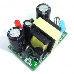 Switching Power Supply/Adapter AC 90V~240V to DC 5V 300mA 1.5W  Buck Converter/Voltage Regulator/Driver Module