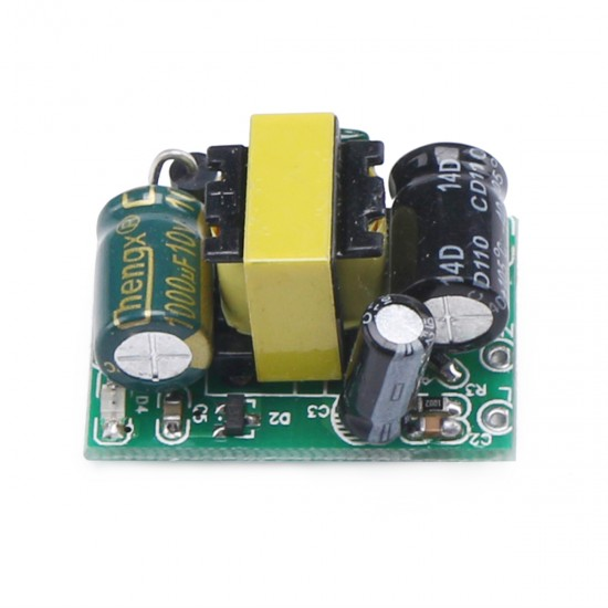 2W Adapter AC 90~240V 110V/220 to DC 5V 400mA Switching Power Supply/Buck Voltage Regulator/ Power Converter /Drive Module