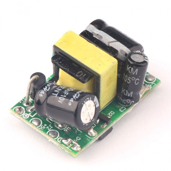 DC Buck Charger AC 90~240V to DC 5V 500mA Voltage Regulator Switch Power Supply Step down Converter