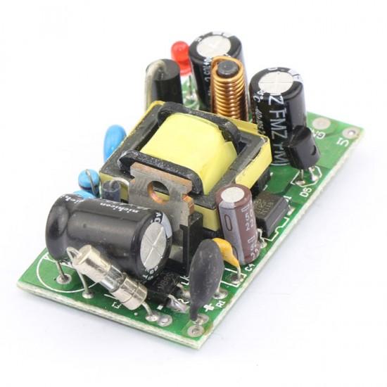 7.5W Power Converter AC 90V~240 110V 220V to DC 5V 2000mA Switching Power Supply DC 5V Power Supply Module/Adapter