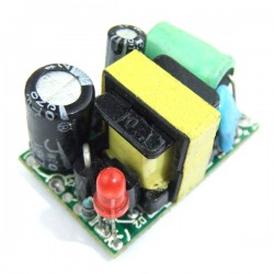 AC to DC Power Converter AC 90V~240 to DC 12V 450mA Switching Power Supply DC 12V 5W Adapter/Power Supply Module/Driver