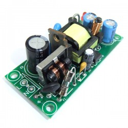 12W Voltage Regulator/Adapter AC 90V~240V to DC 12V 1A Switching Power Supply DC 12V Power Converter/Power Supply Module