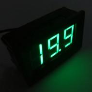 DC Voltage Measuring Meter 0.56
