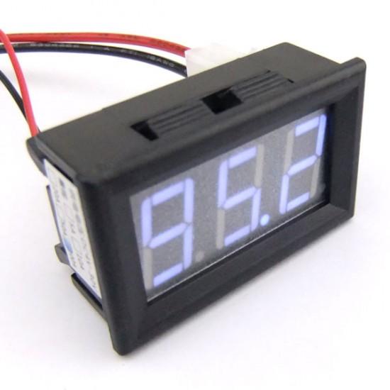 DC 0-100A Current Amper Amp Meter Car Ammeter 0.56