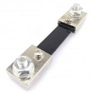 100A 75mV Current Shunt Resistor For Digital Amper Meter DC 0-100A Ammeter Shunt