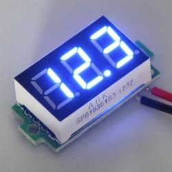 0.36 Digital Panel Voltmeter