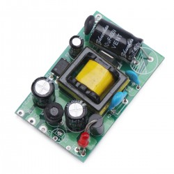 Power Supply Module/Switching Power Supply AC 90 ~240V 110V/220V to DC 24V 400mA 10W Buck Voltage Regulator/Power Adapter/Driver Module