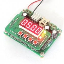 6-40V to 0-36V DC Digital Controlled Power Supply Buck LED Driver Battery Charge
