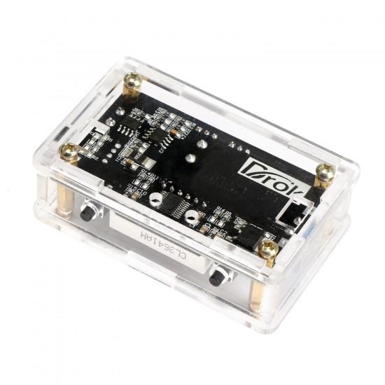 DC 5~36V to 1.25~32V 5A 75W CC-CV Adjustable Voltage Regulator/USB Charger/Power Adapter/Switch Power Supply + Voltmeter