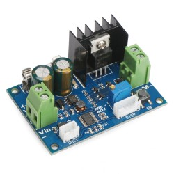 Dc10-60v Dc 10-60v Motor Speed Control Regulator Pwm Motor Speed Controller Switch 20a Current Regulator High Power Drive Module Electronic Components & Supplies
