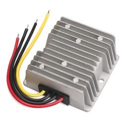 DC Buck Voltage Regulator DC30V~60V/ 48V to 12V 20A 240W Step-Down Converter/Power Adapter/Car Power Supply /Driver Module Waterproof