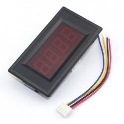 Digital Meter DC 0 ~ 2A Digital Tester/Amp Gauges Red Led Display Current Meter/Panel Meter DC 5V Digital Ammeter/Tester