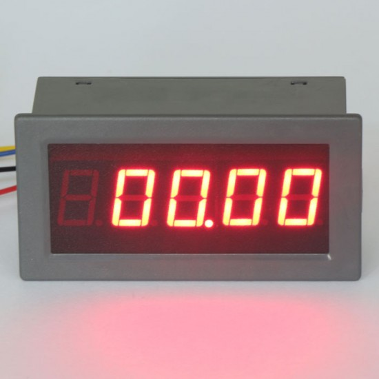 DC Ammeter DC 0 ~ 50A Current Meter High Accuracy Digital Tester 0.56