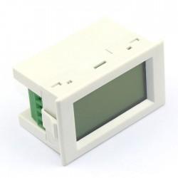 2in1 Voltage Current Monitor DC 0~20V/50A Digital Voltmeter Ammeter Mini Volt Ampere Meter