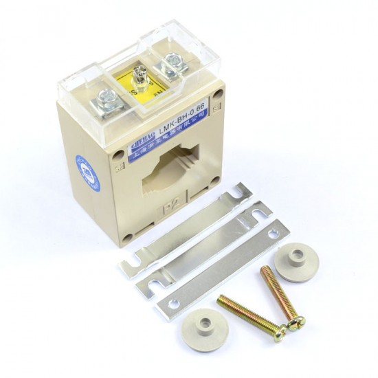 Instrument Transformers Current Transformer 100:5A 660V 50/60Hz for 100A Ammeter
