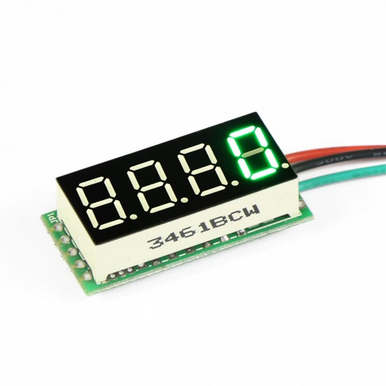 Green LED Display Digital  Tachometer-meter Speedometer Tachograph Tachometer