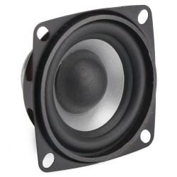 HIFI Stereo Speaker 5W 4Ohm Full Range Audio Speaker Woofer Loudspeaker for 2.0/2.1 Home Cinema HIFI Satellite Speaker