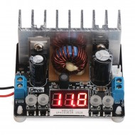 NC Constant Voltage Battery Charger DC 6~40V to DC 0~38V 8A 200W Adjustable Power Supply Module/Voltage Regulator/Adapter/Driver Module