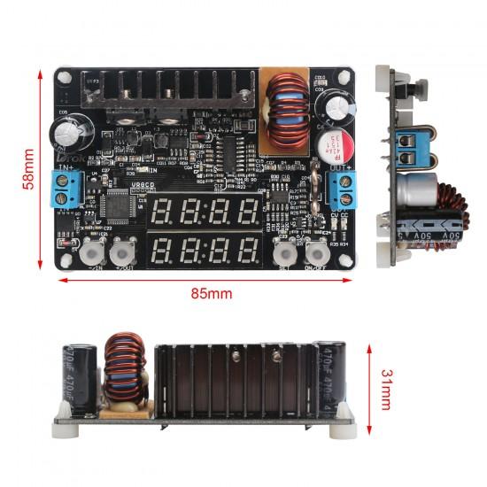 160W NC Power Supply Module DC 6~40.00V to 0~32.00V 5.1A Adjustable Buck Voltage Regulator DC 12V 24V Adapter/Driver Module