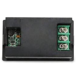 2in1 Digital Meter DC 4.5~100V/50A Led Dual Display Voltage/Current Meter DC 12V 24V Voltmeter Ammeter + 50A Shunt
