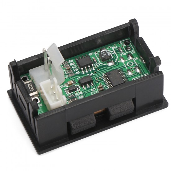 7in1 OLED Multifunction Tester Voltage/Current/Time/Temperature/Energy/Capacity/Power meter Multifunction Power Monitor