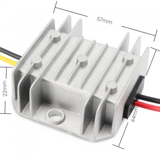 36W Adapter DC 5~11V to 12V 3A Boost Converter Voltage Regulator Power Supply Module/Driver Module for Car/Large trucks/Taxi/Bus etc