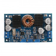 Auto Buck Boost Power Supply Module DC 7~32V to 1~30V 10A 80W Adjustable Voltage Regulator/Car Converter/Power Adapter