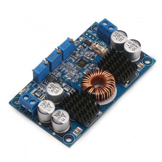 Auto Buck Boost Power Supply Module DC 7~32V to 1~30V 10A 80W Adjustable Voltage Regulator/Car Converter/Power Adapter