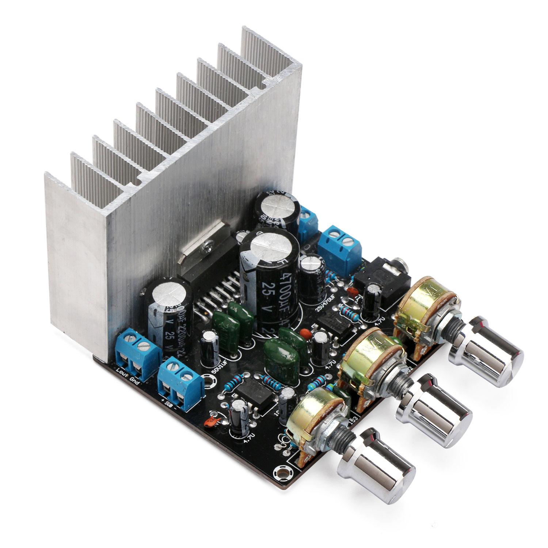 Tda7379 Power Amplifier Dc 12v24v Audio Board Module 13w 12v Subwoofer Circuit 4 Left Right Channel 38w 8