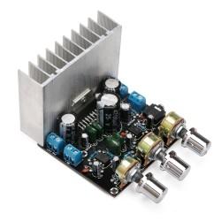TDA7379 Power Amplifier DC 12V~24V Audio Amplifier Board Module 13W+13W 4Ω Left & Right Channel 38W 8Ω Subwoofer Computer Speaker Motorcycle Amplifier